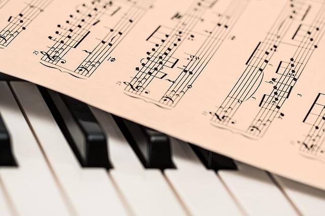 piano-楽譜