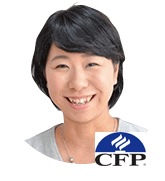 ママスマ・マネーコーチ 日本FP協会認定CFP© 塚越菜々子
