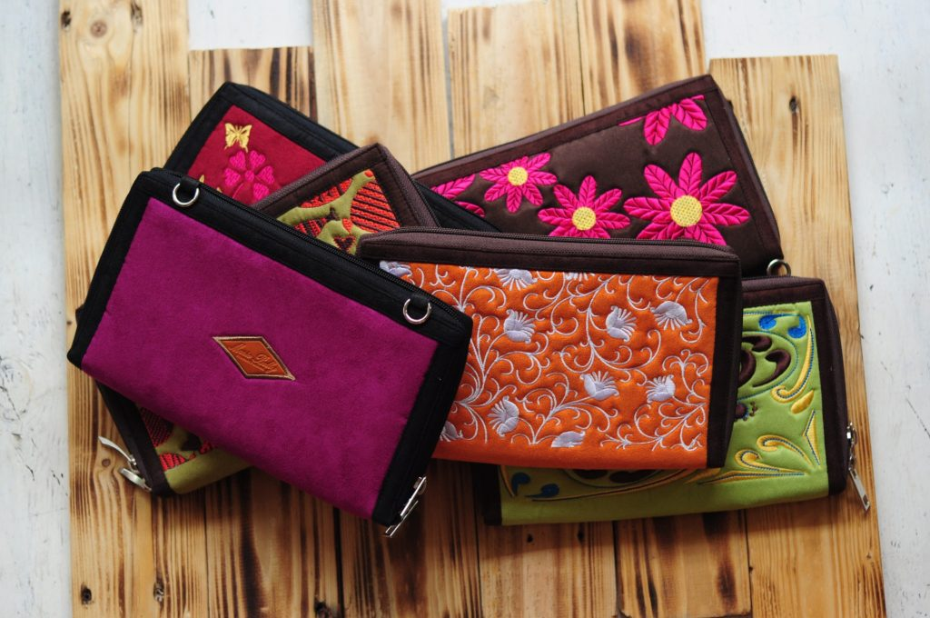 5つのお財布